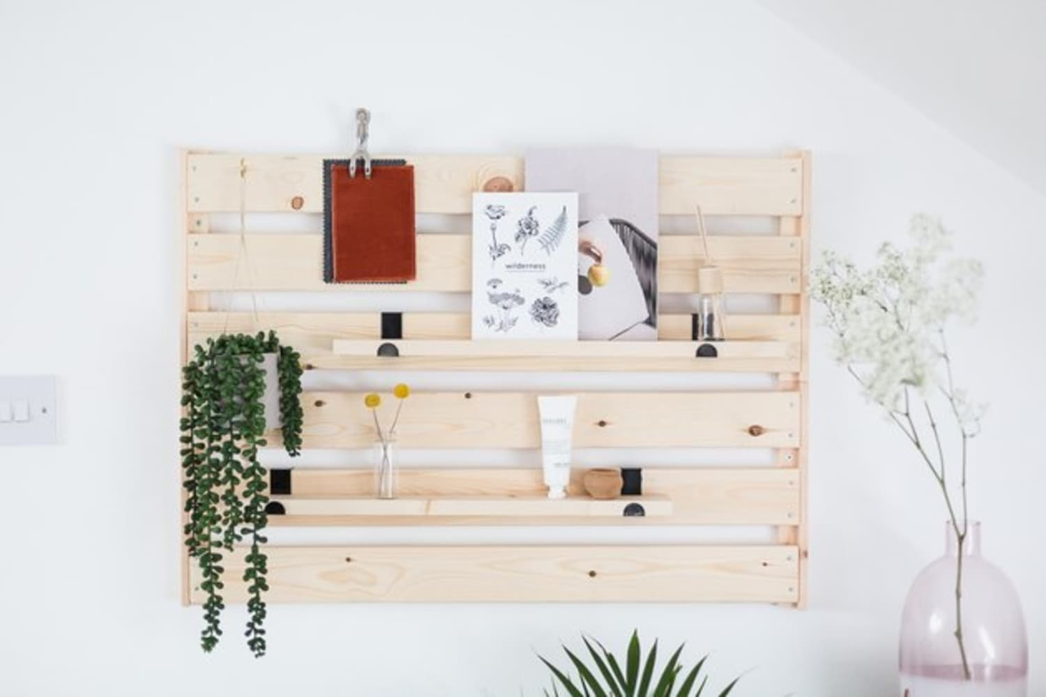 9 IKEA Hacks for Your Entryway You'll Wish You Knew Sooner