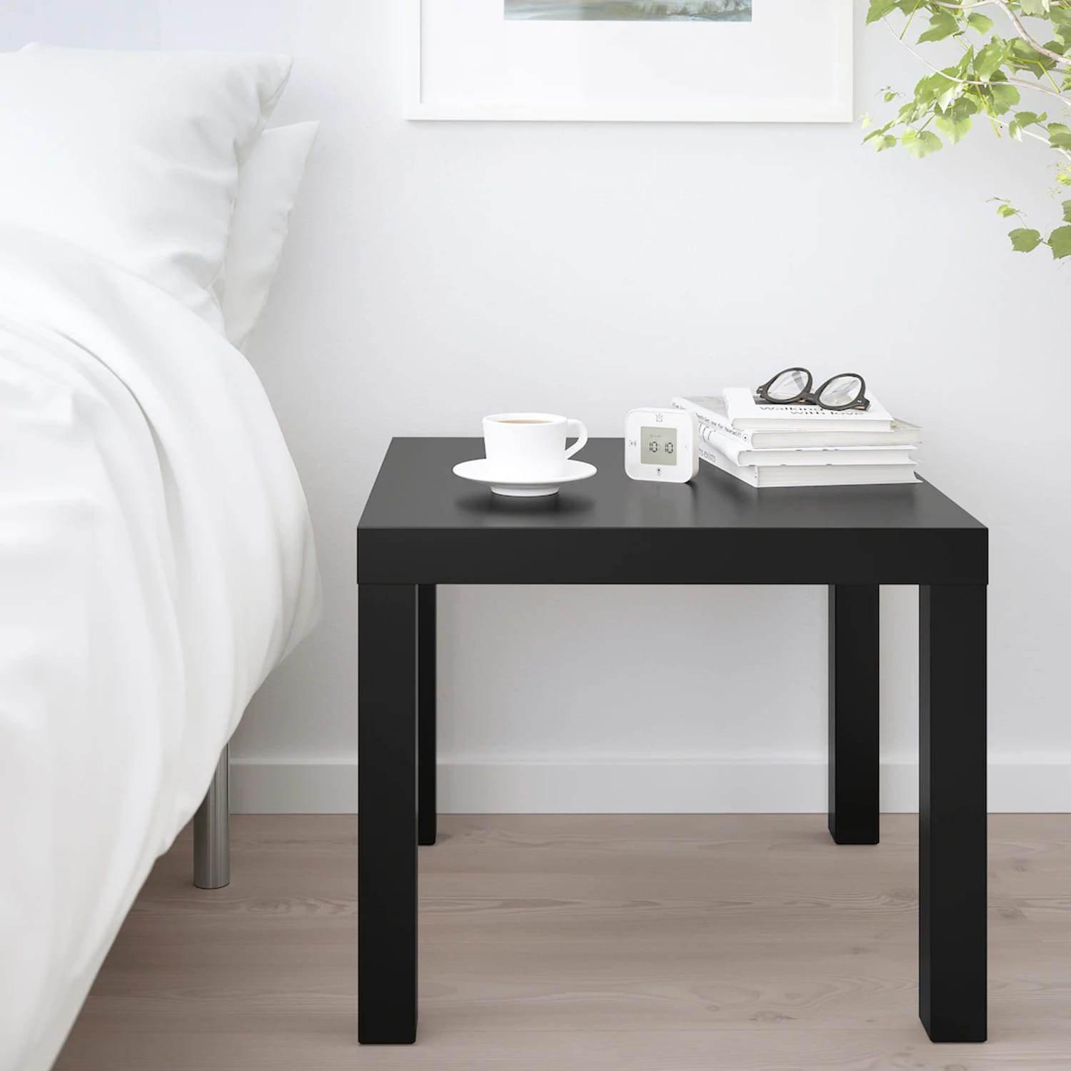 6 Inspirational Hacks that Make IKEA's $10 LACK Table Look Like a Million Bucks