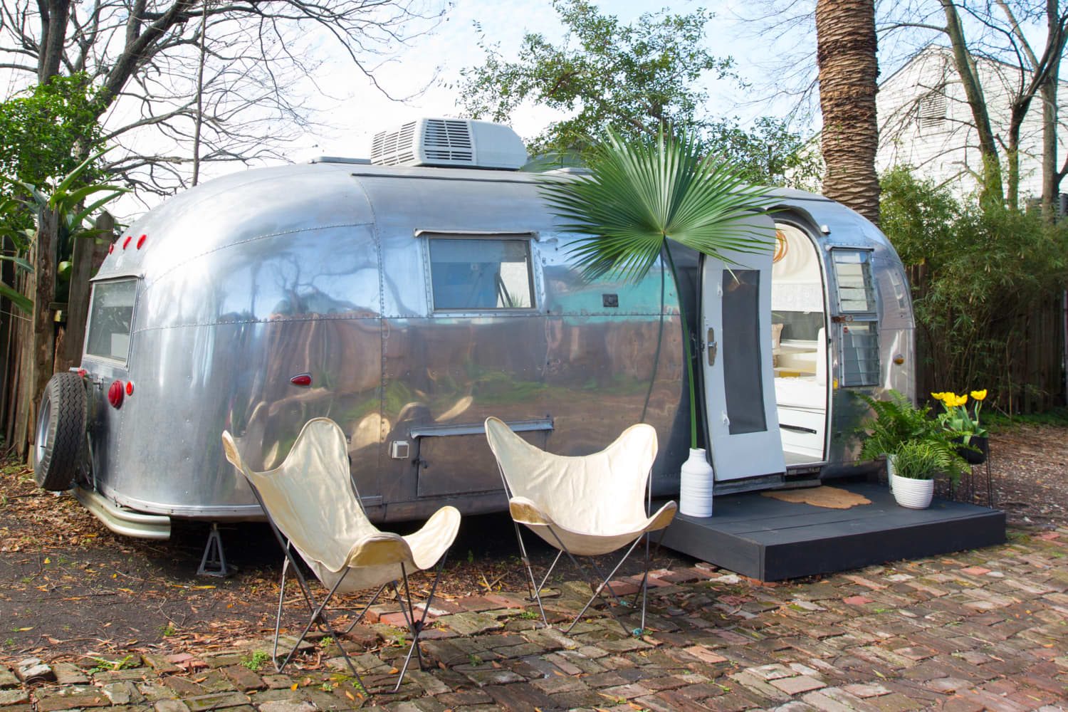 So You Want to Renovate an Airstream? 5 Money-Saving Tips from People Who Did It
