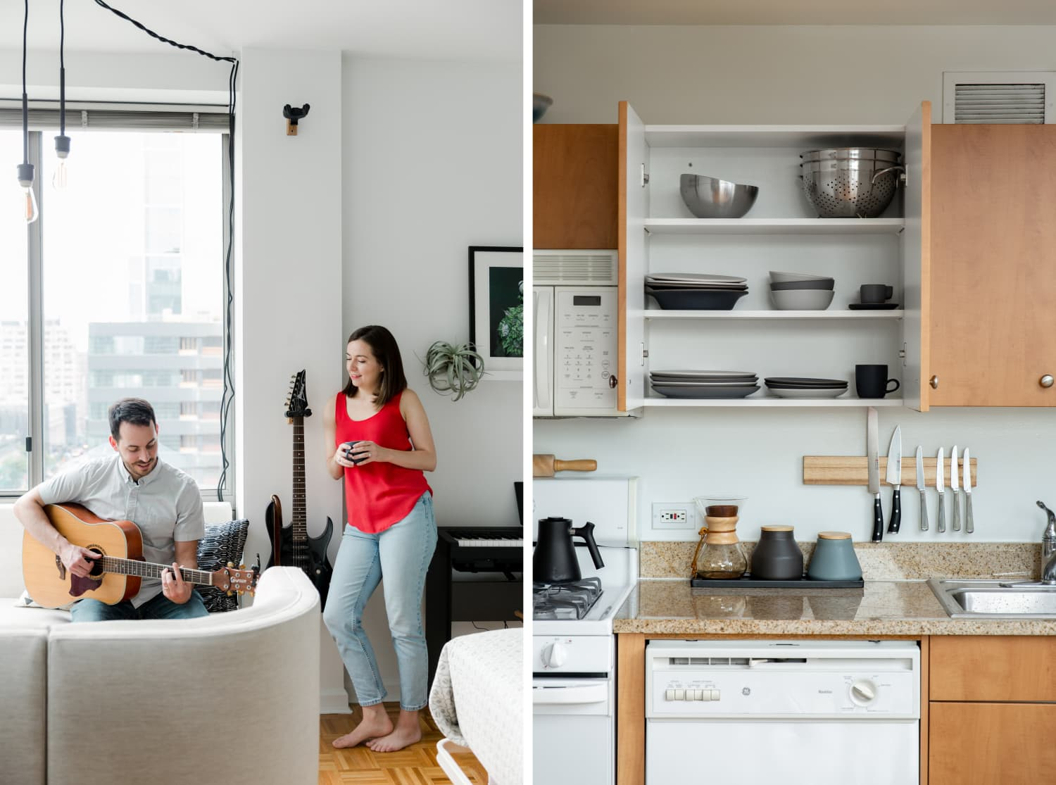 This 400-Square-Foot Studio Apartment Is the Most Incredibly Organized and Versatile Home We've Ever Seen