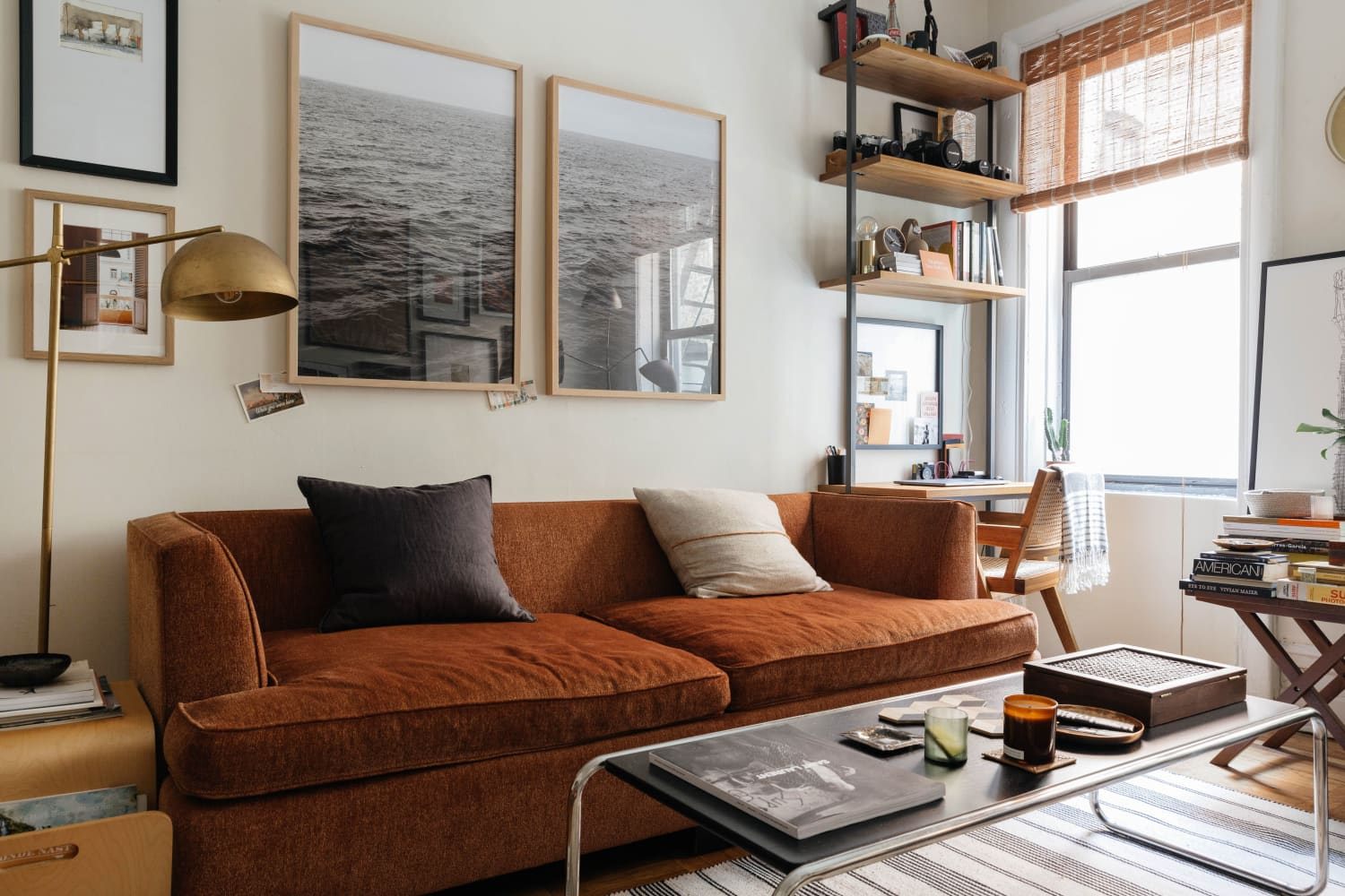 500 square foot small new york rental inspiration - 500 square foot apartment ...