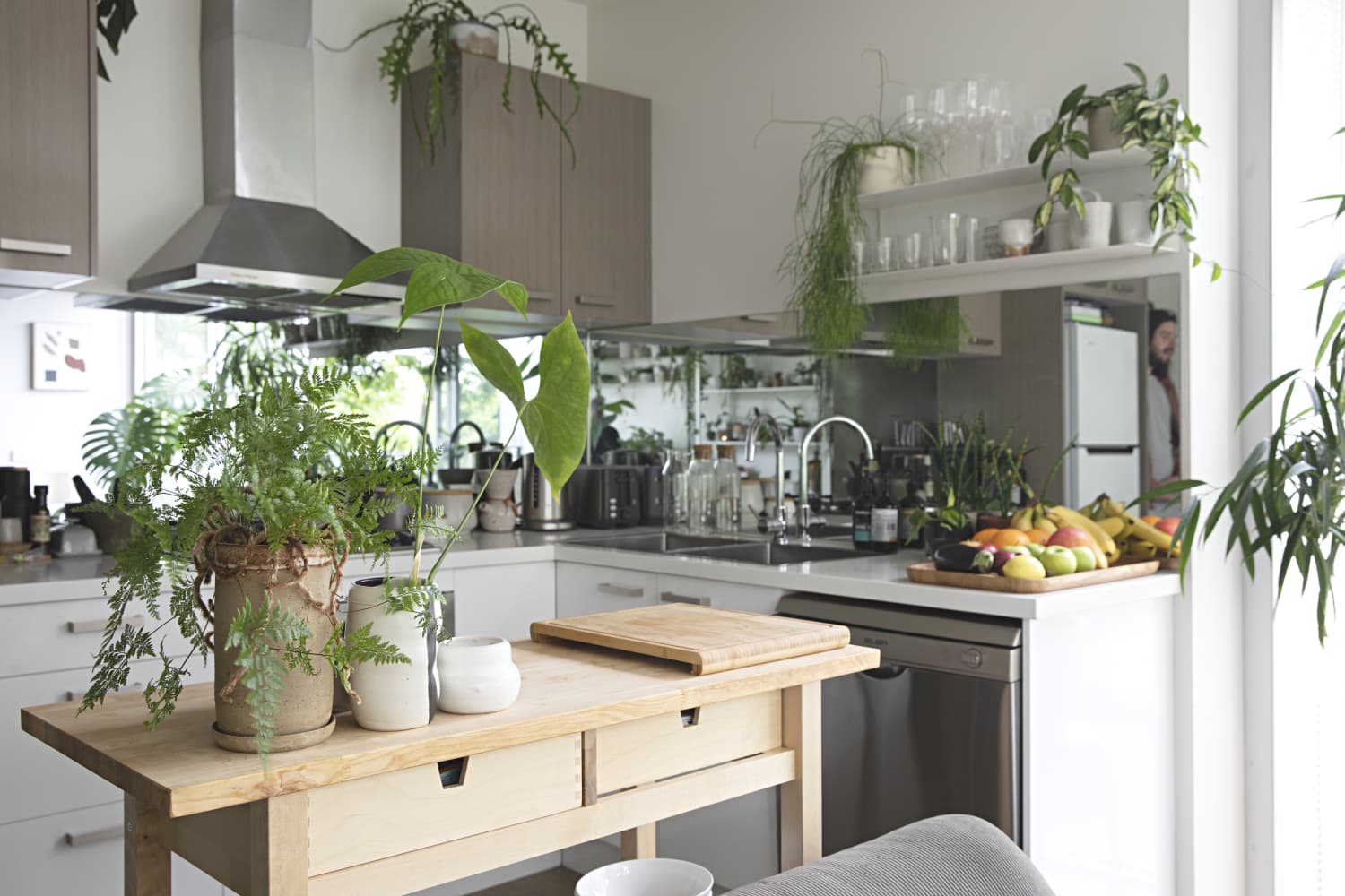 The Best Plants To Have In Your Kitchen, According to a Chef