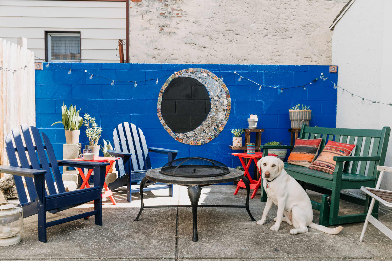7 Ways to Turn Your Outdoor Space into an Oasis, Even if It's Teeny Tiny