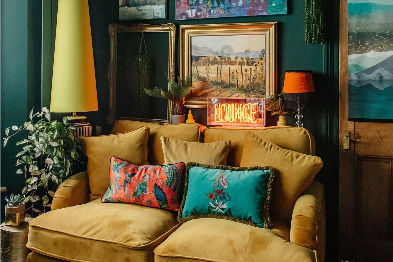 The Domestic Interior - cover