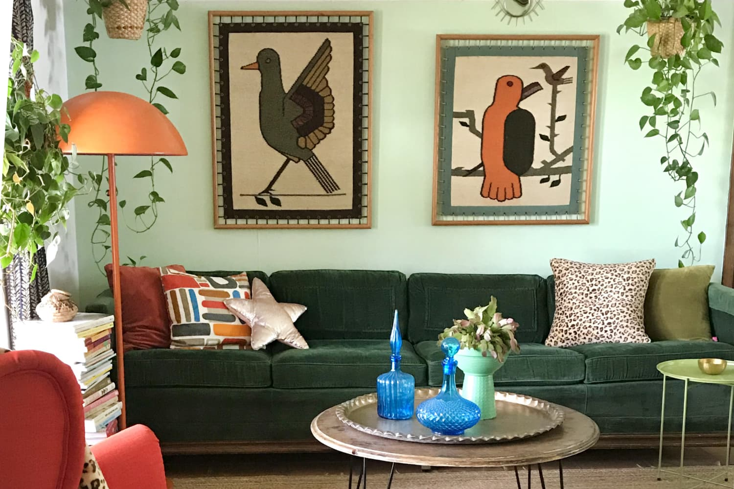 A Florida House Shows How to Create a Colorful Home With Secondhand Finds