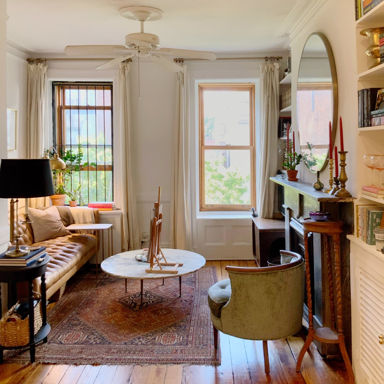 350ish Square Foot Small New York Rental Apartment ...