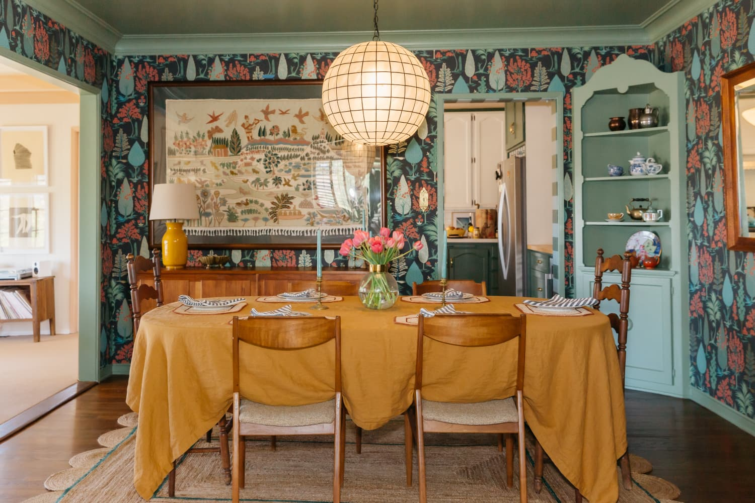 A Color Consultant's LA Home Is Full of Gorgeous Color and Design Inspiration