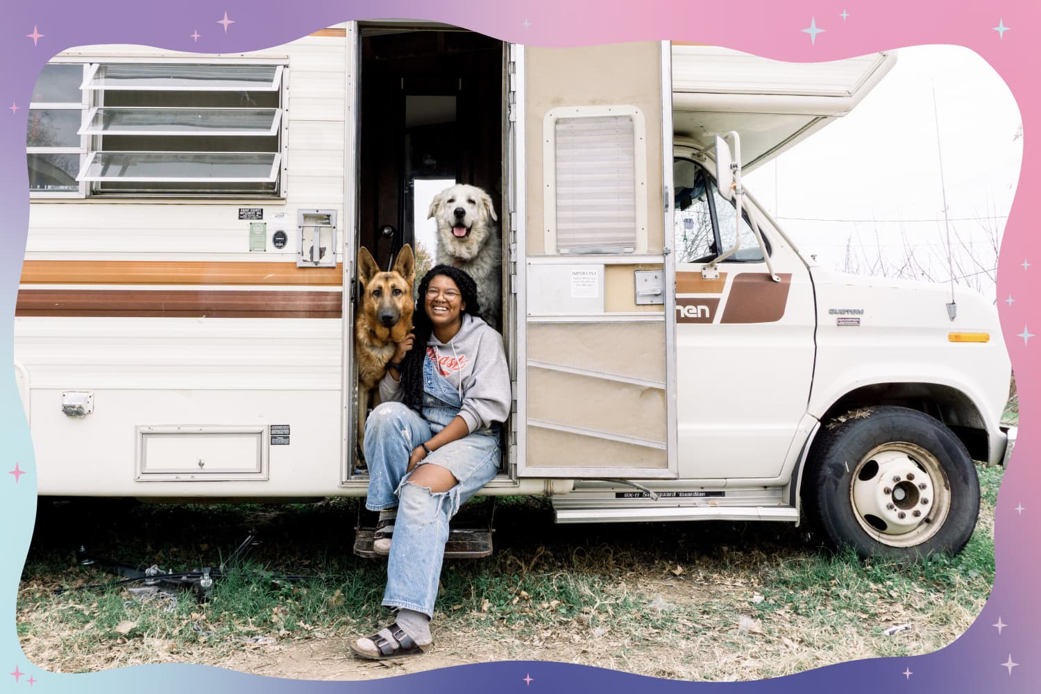 This 180-Square-Foot Renovated 1970s RV Is the Coziest Home on Wheels