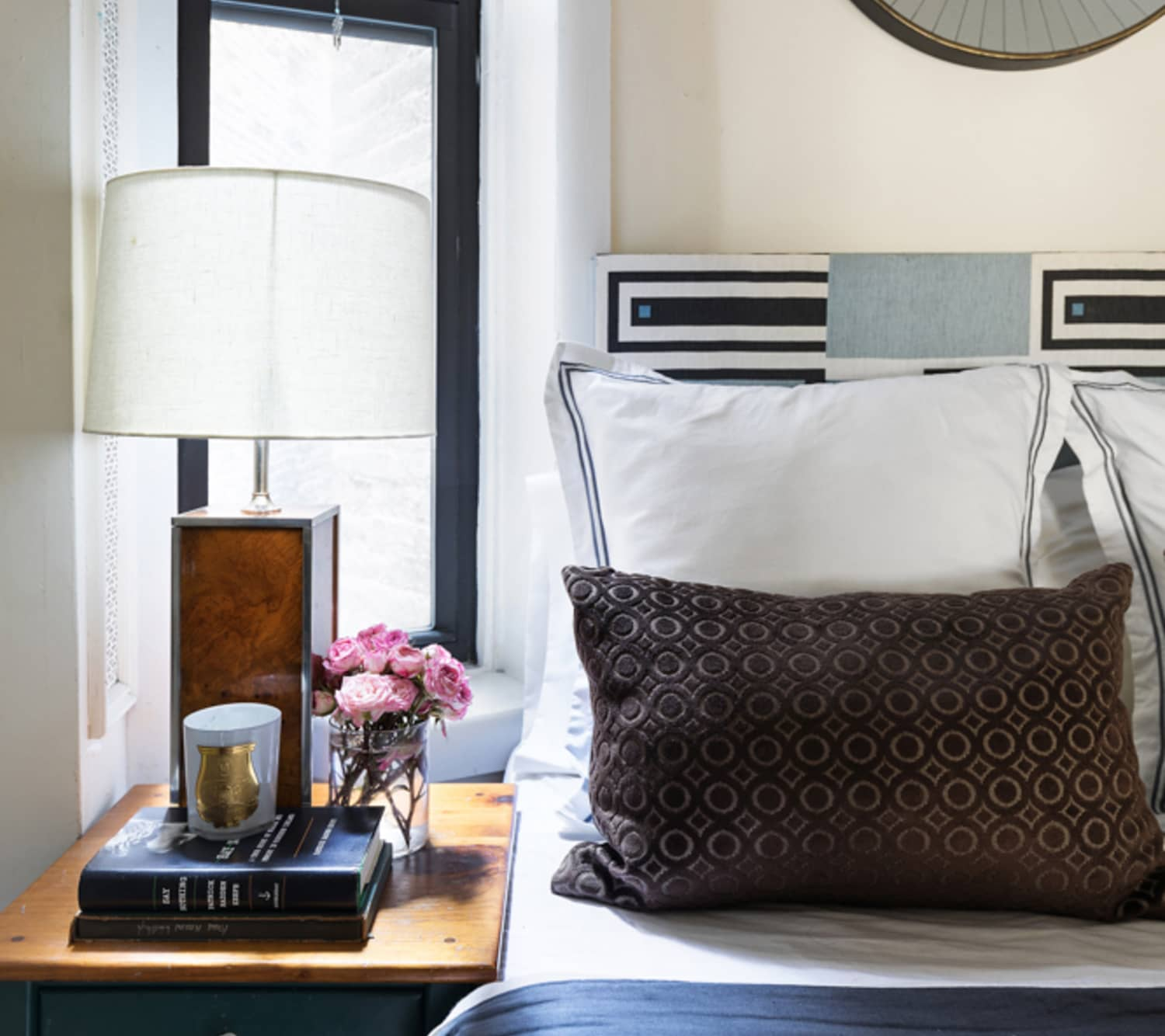 A 380-Square -Foot NYC Rental Is Stuffed With Smart and Stylish Decor Tricks and Solutions