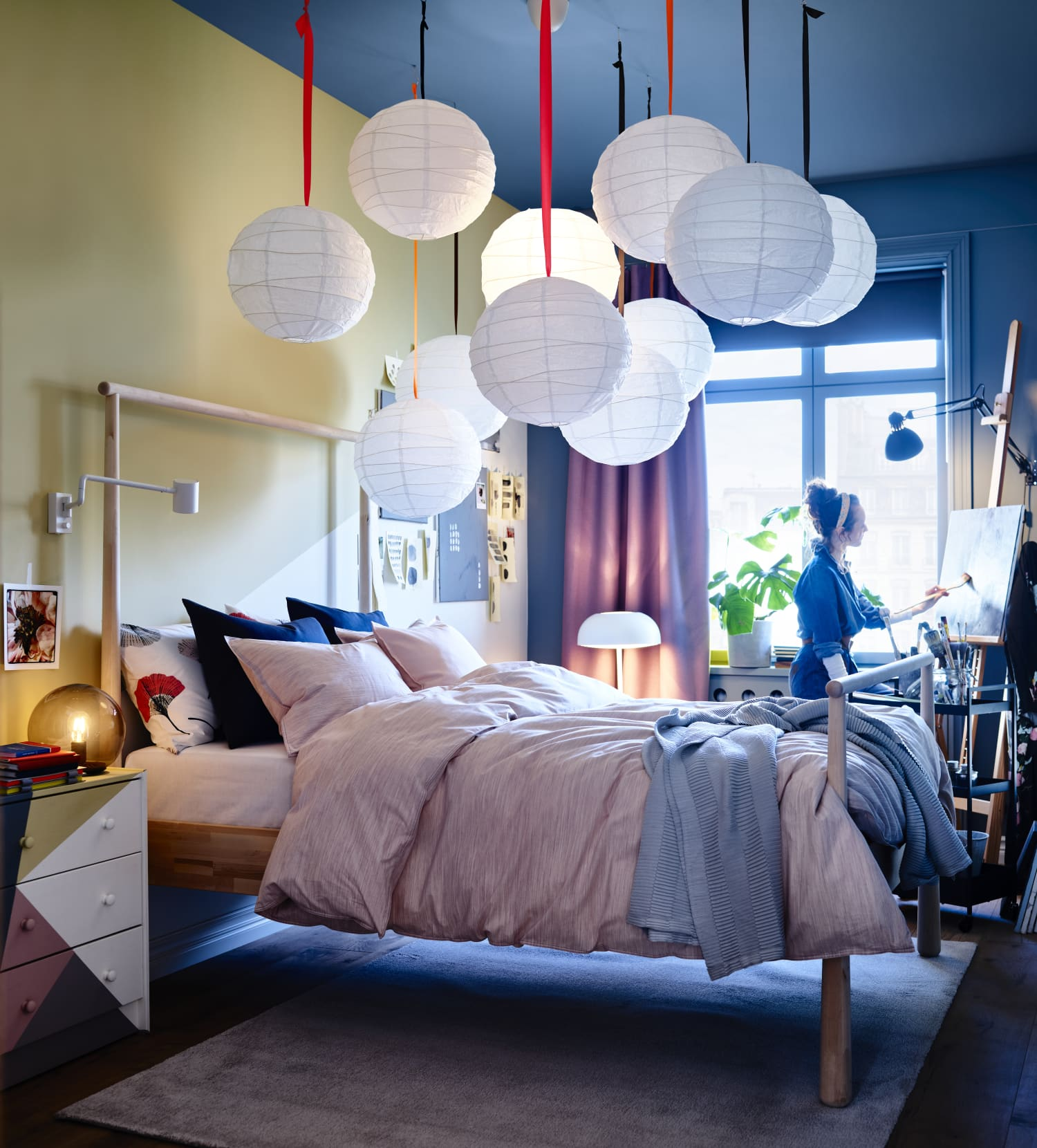 Ikea 2020 Catalog Paint Ideas Apartment Therapy
