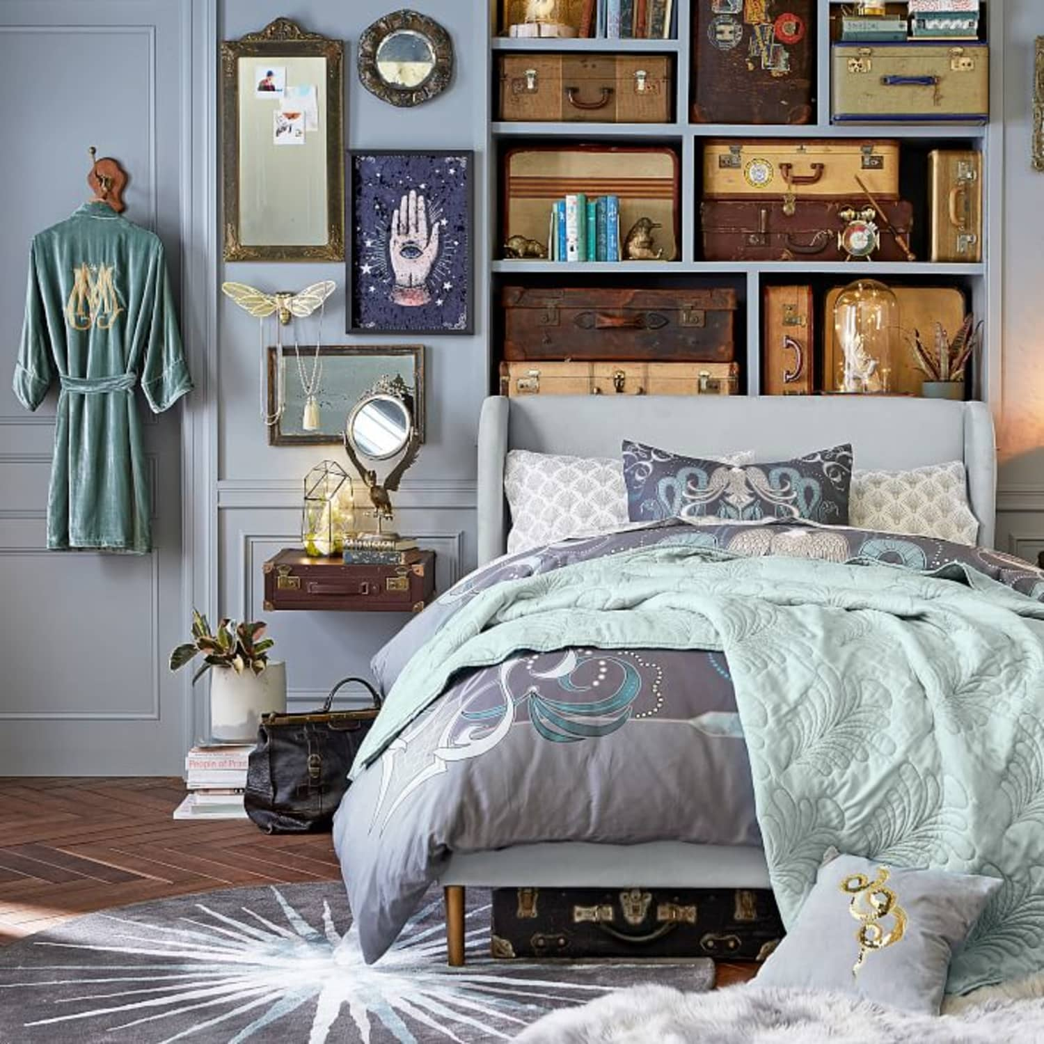 """Pottery Barn's """"Fantastic Beasts"""" Collection Is Pure Magic"""