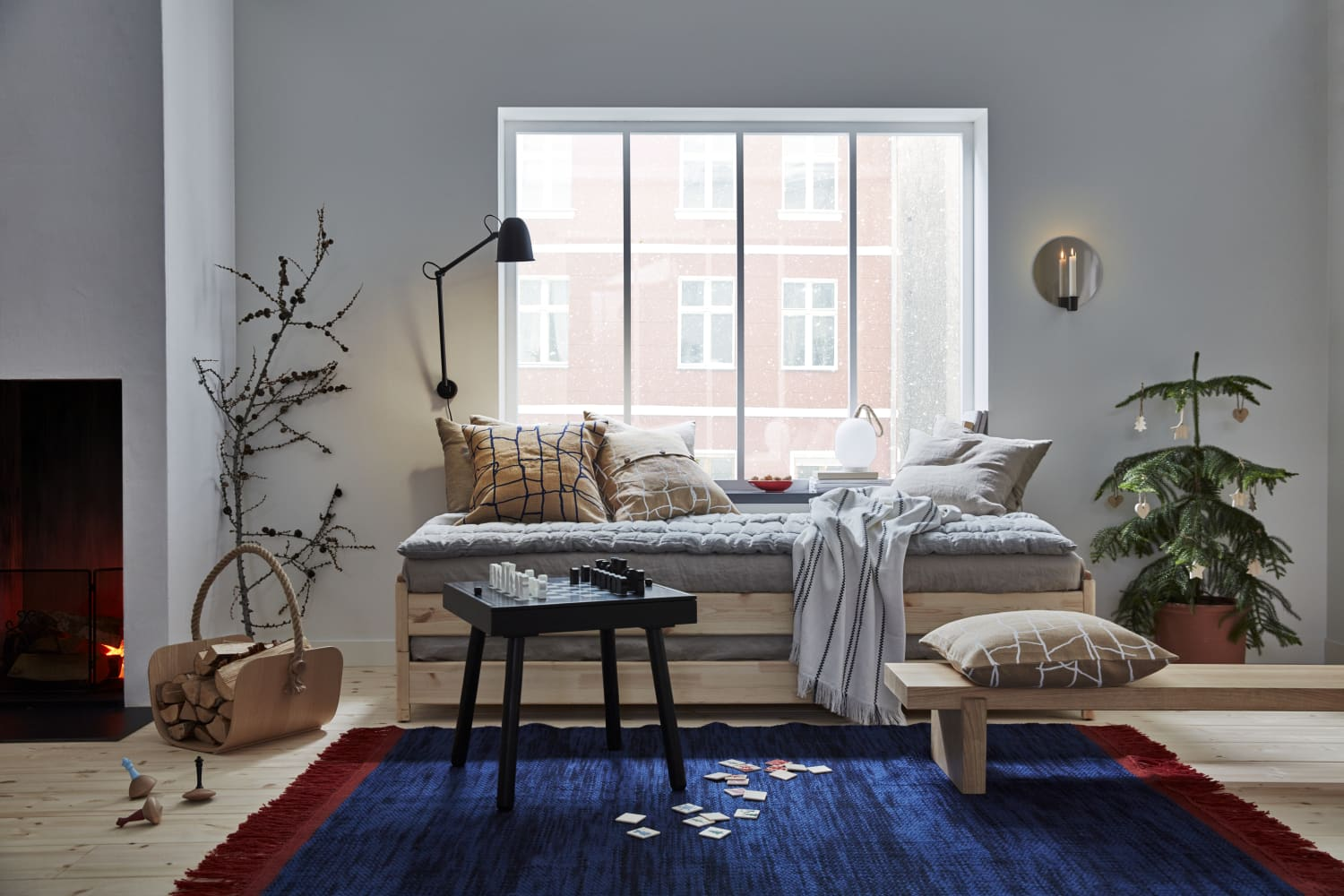 ikea u0026 39 s new varmer holiday 2019 collection is so cozy