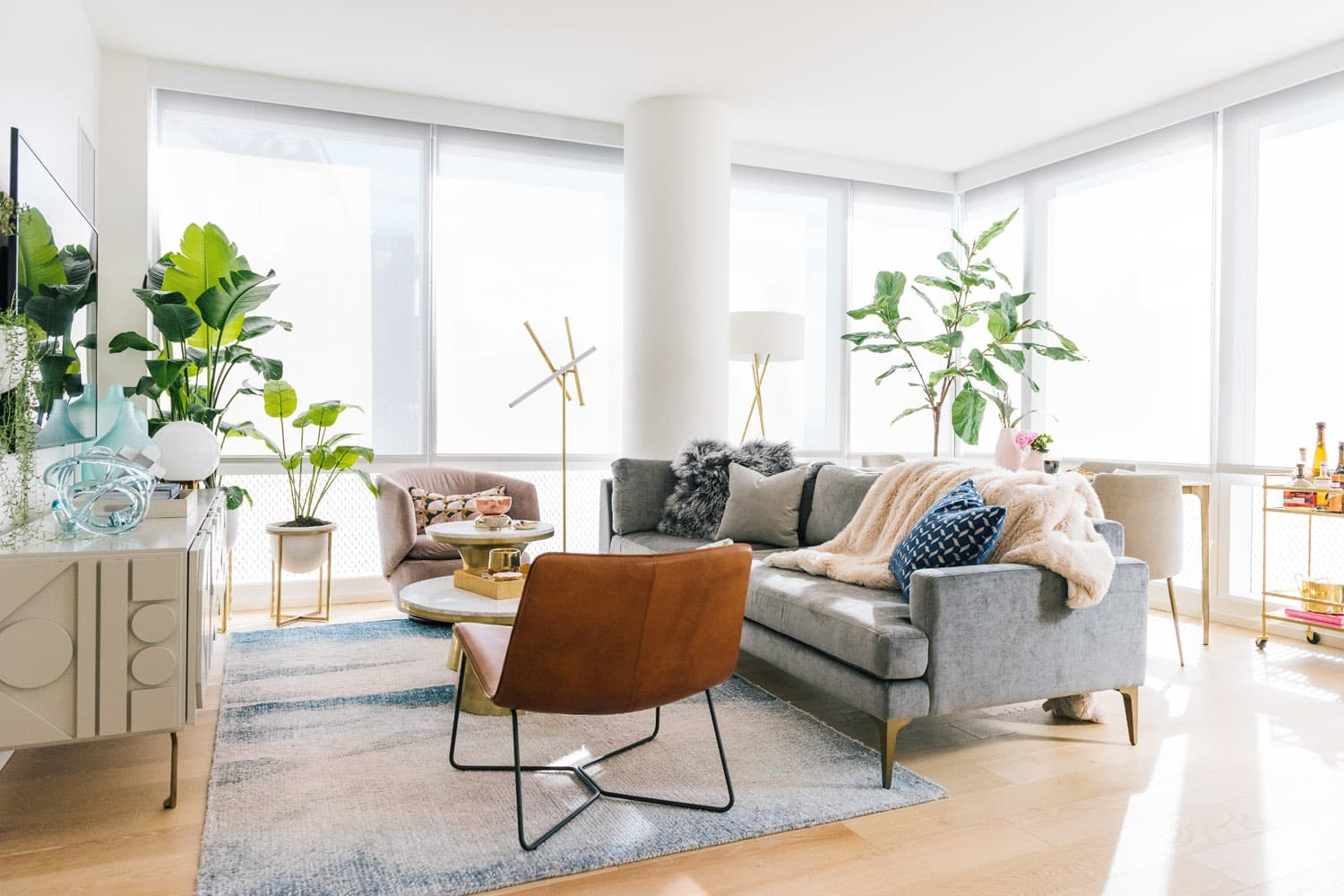 West Elm Zoom Backgrounds Apartment Therapy