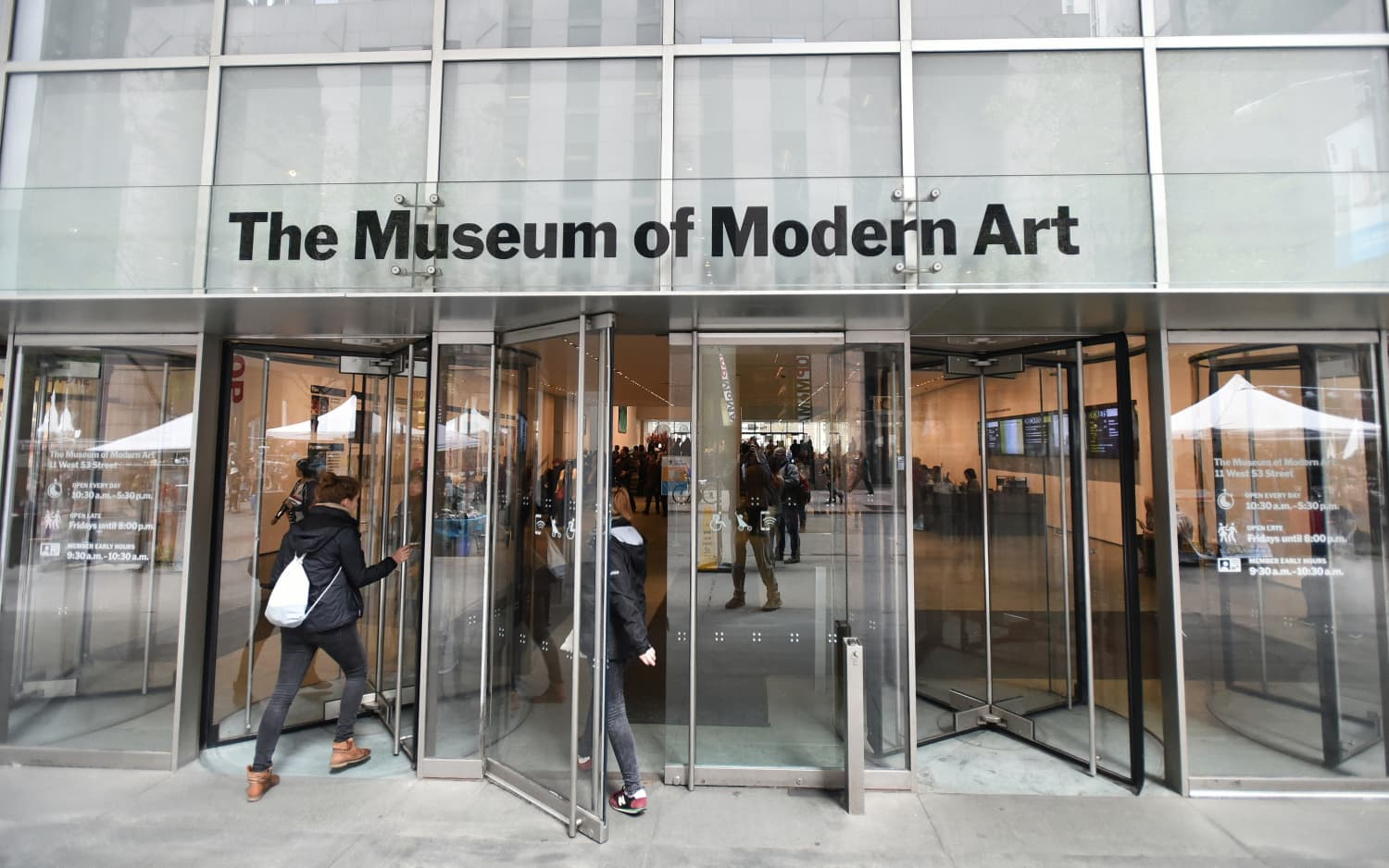 You Can Take MoMA's Online Art Classes for Free