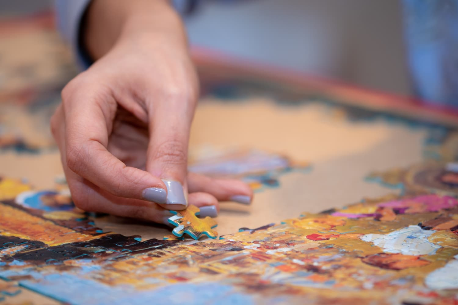 These Jigsaw Puzzles Let You Recreate the Most Famous Works of Art at Home