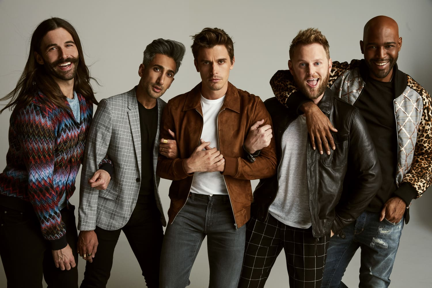 The New 'Queer Eye' Furniture Collection Is an Affordable Way to Get the Fab Five Loft Look
