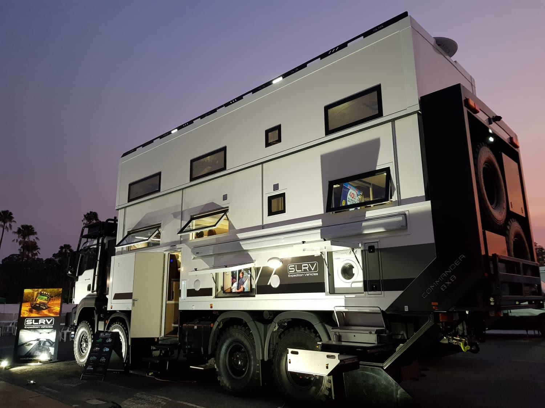 Look Inside This Massive Double Decker RV That Sleeps 10 People