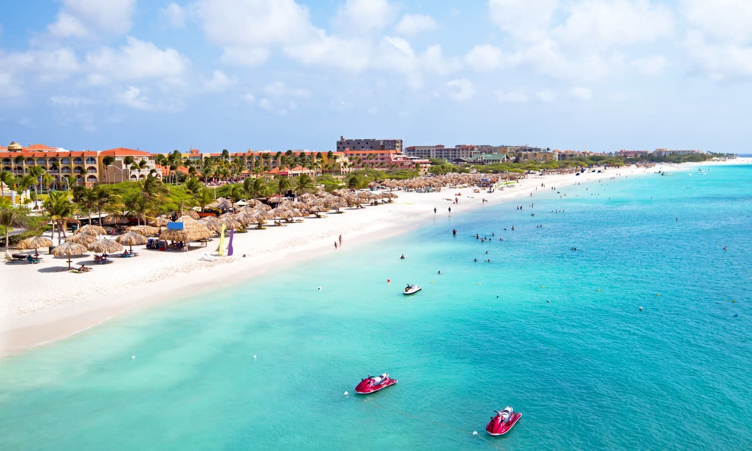 "Aruba's New ""Workation"" Program Means You Can Take Meetings from the Beach"