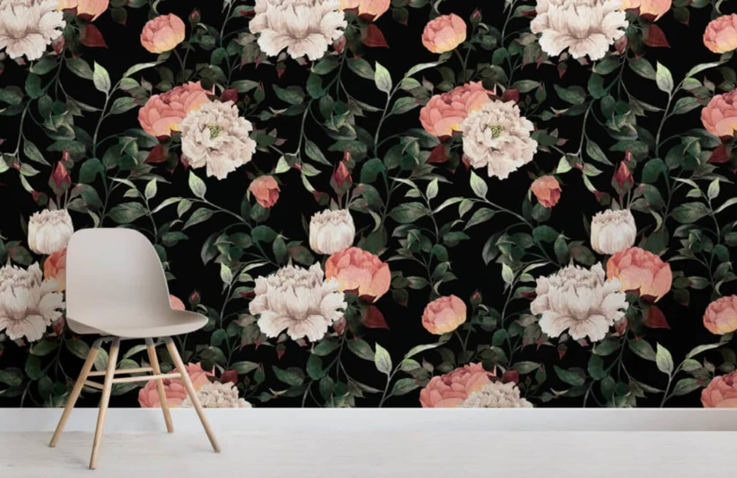 This New Wallpaper Collection Is the Cottagecore Backdrop Your Home Needs