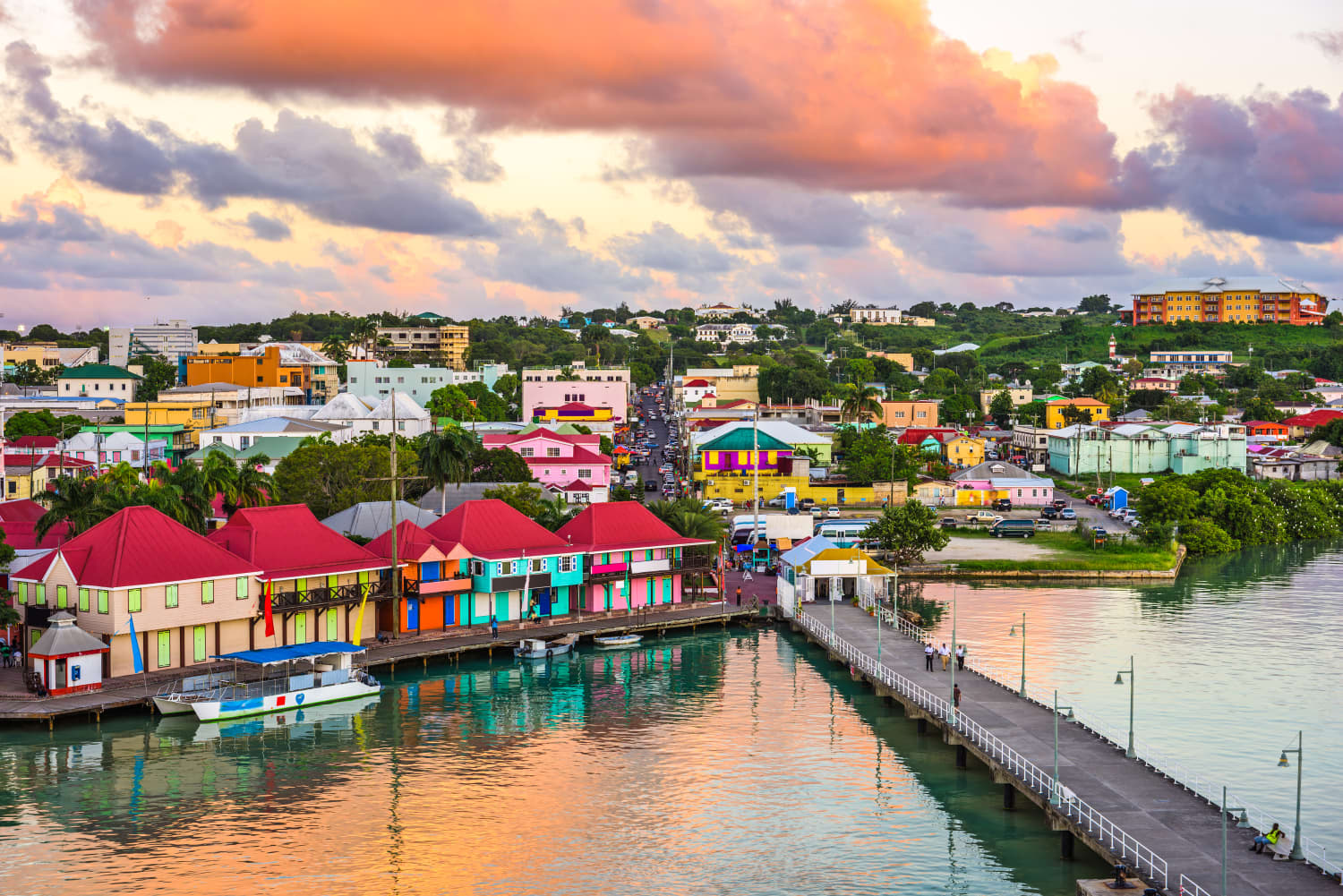 Image Antigua and Barbuda's New Residency Program Allows Digital Nomads to Live There for 2 Years