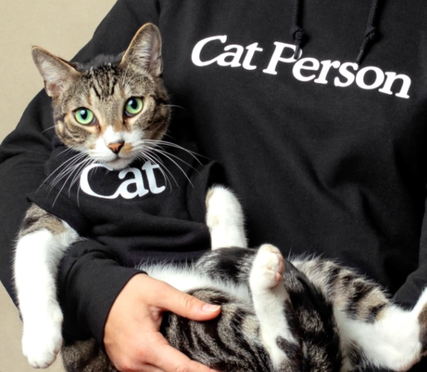 Tell Us Your Cat Doesn't Need This Cat Hoodie