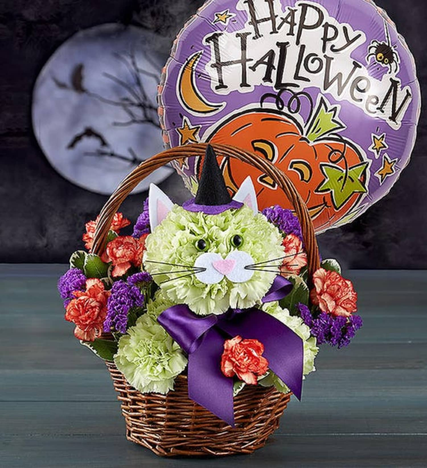 1-800-Flowers Has a Wickedly Good Halloween Collection