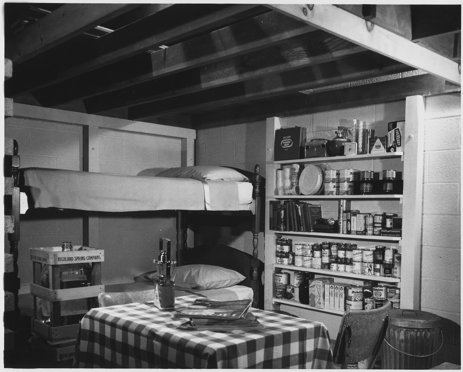 A Brief (and Bleak) History of Building Fallout Shelters in American Homes