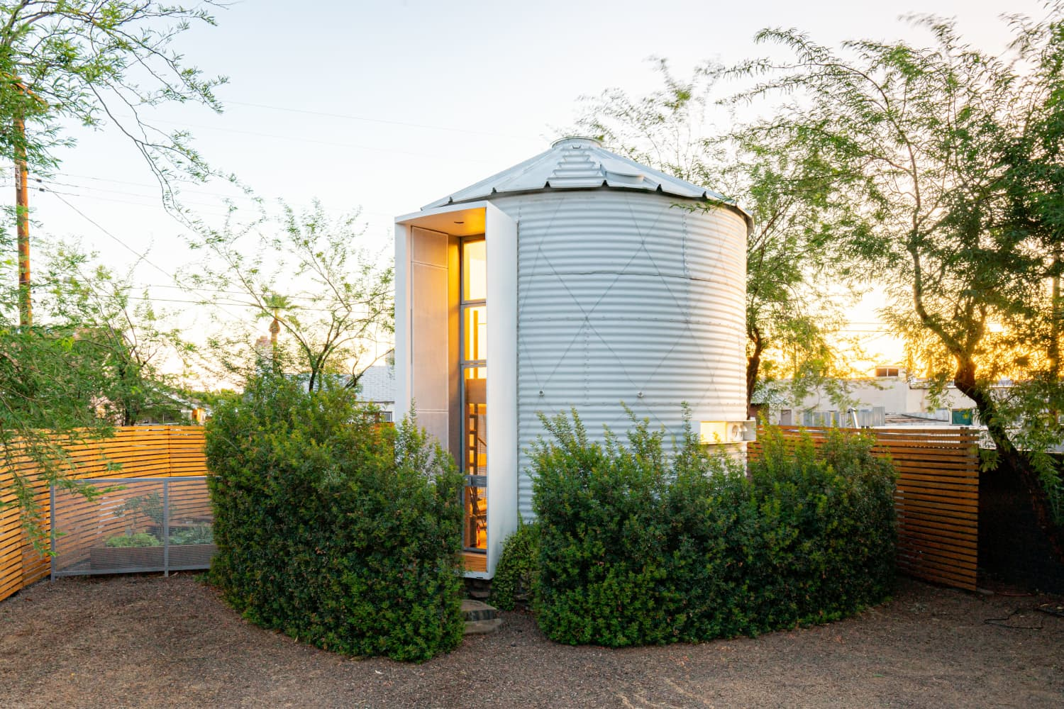4 Things to Know About Living in a Grain Silo House, According to Someone Who Built One