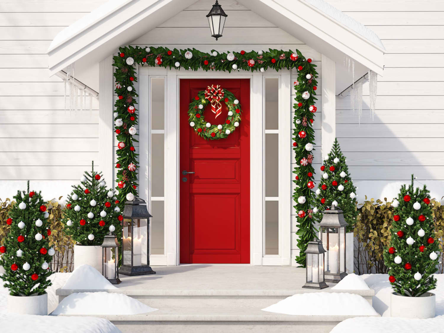 This Is the Most Popular Time To Put Up Holiday Decorations