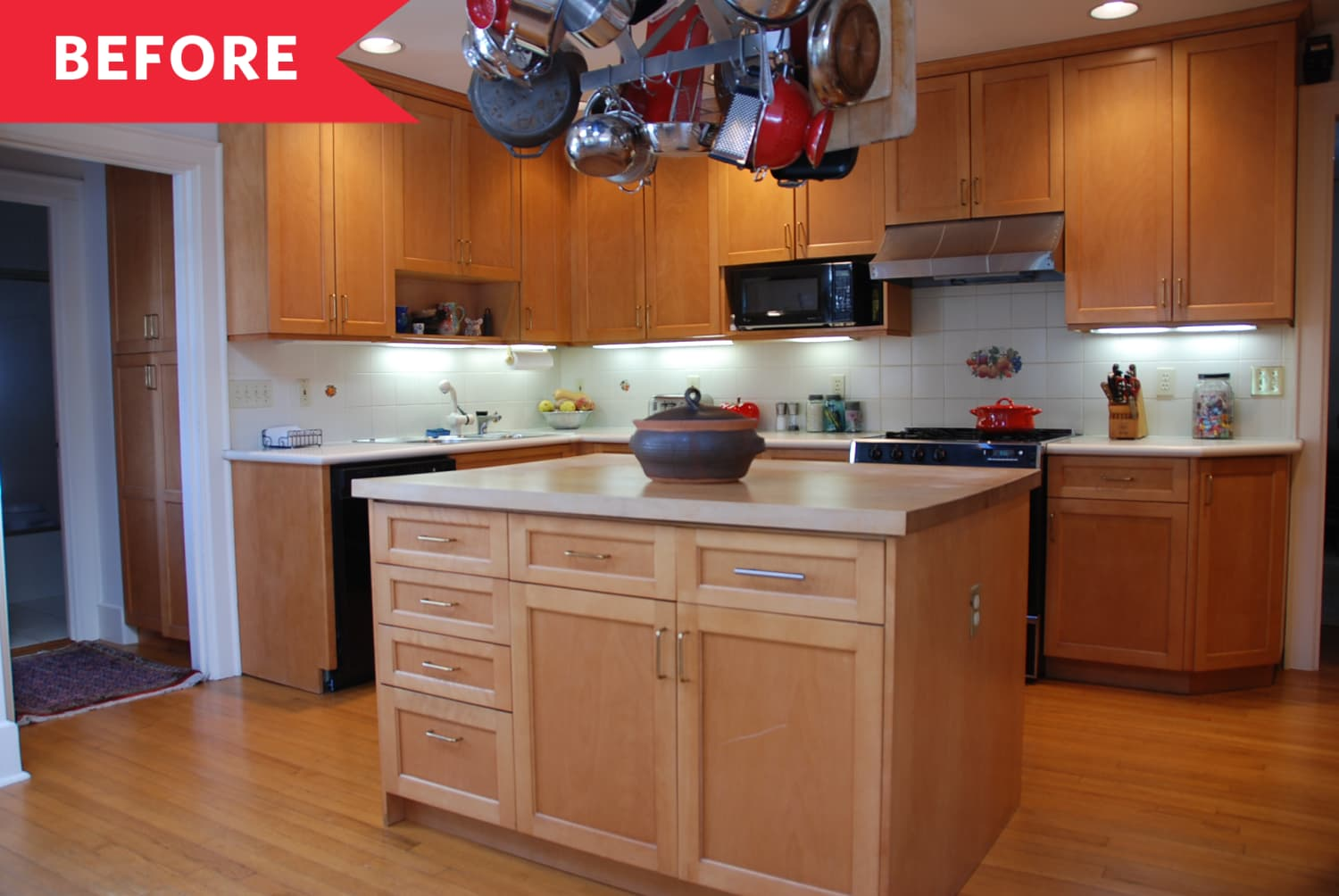 Before & After: How This Design Guru Created the Kitchen of Her Dreams