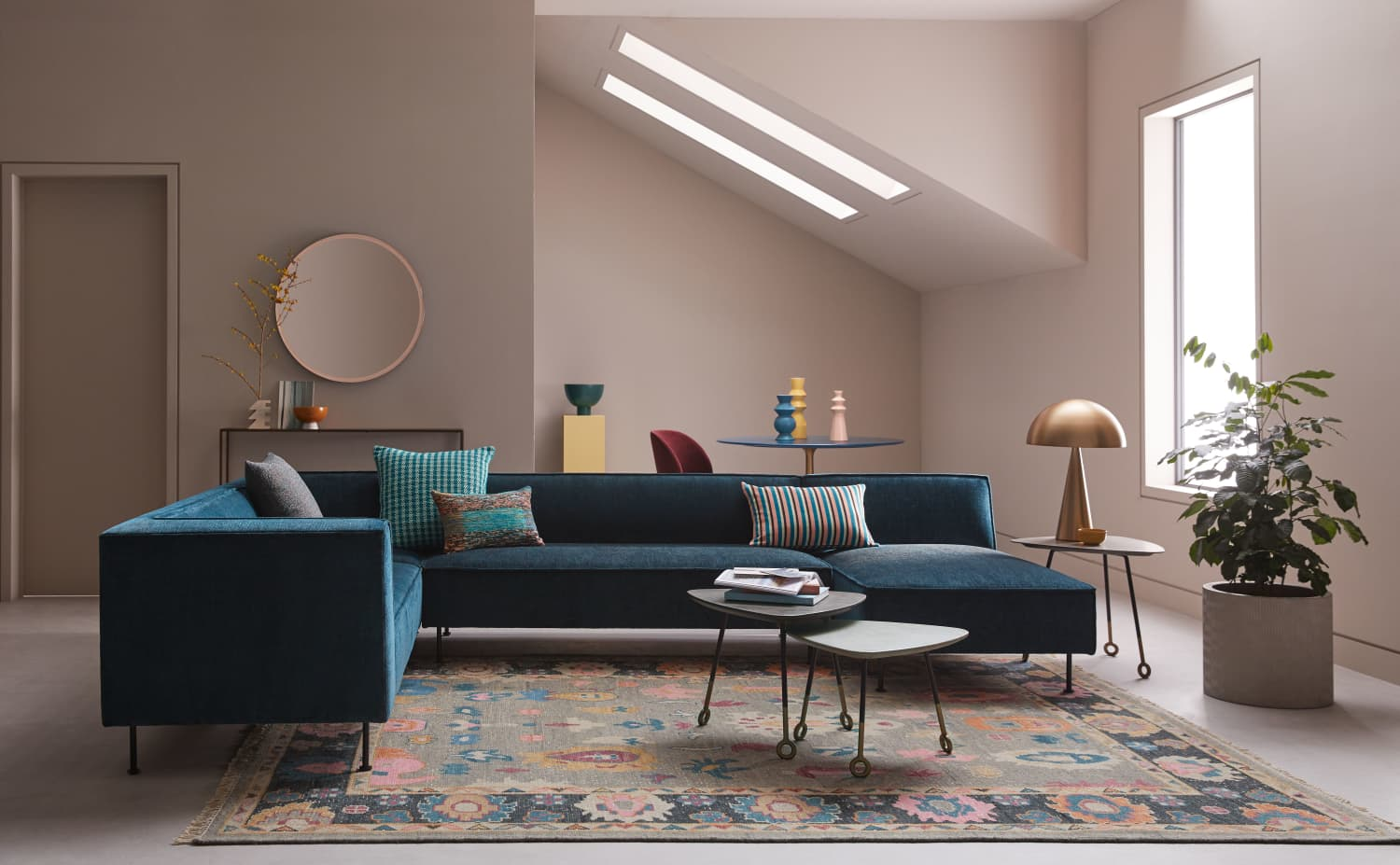 Crate & Barrel's Colorful New Brand Brings Copenhagen to You (No Passport Required)