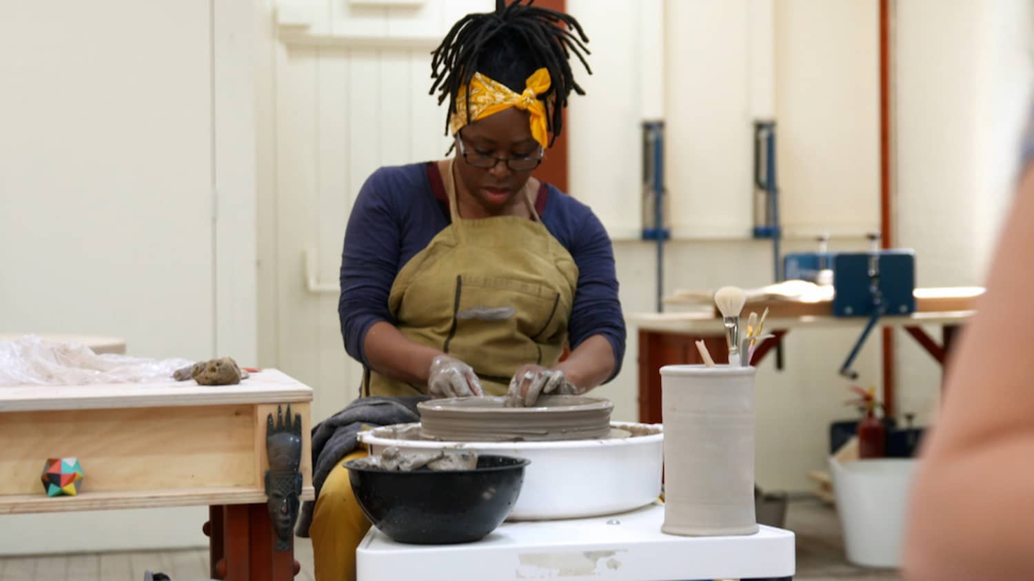 'The Great Pottery Throw Down' Is Like 'Great British Bake Off' But With Ceramics
