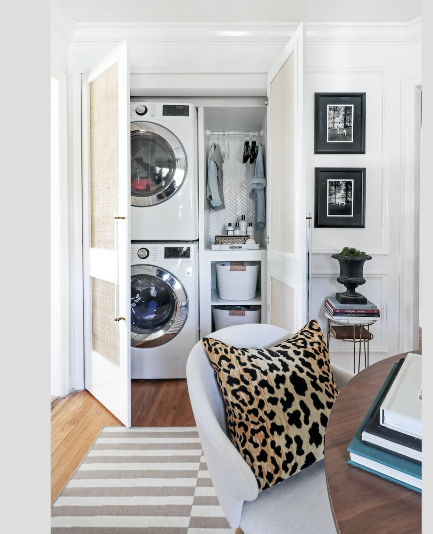 Clever Ideas for Laundry Room Storage - Tricks to Organize ... on Laundry Room Organization Ideas  id=50589