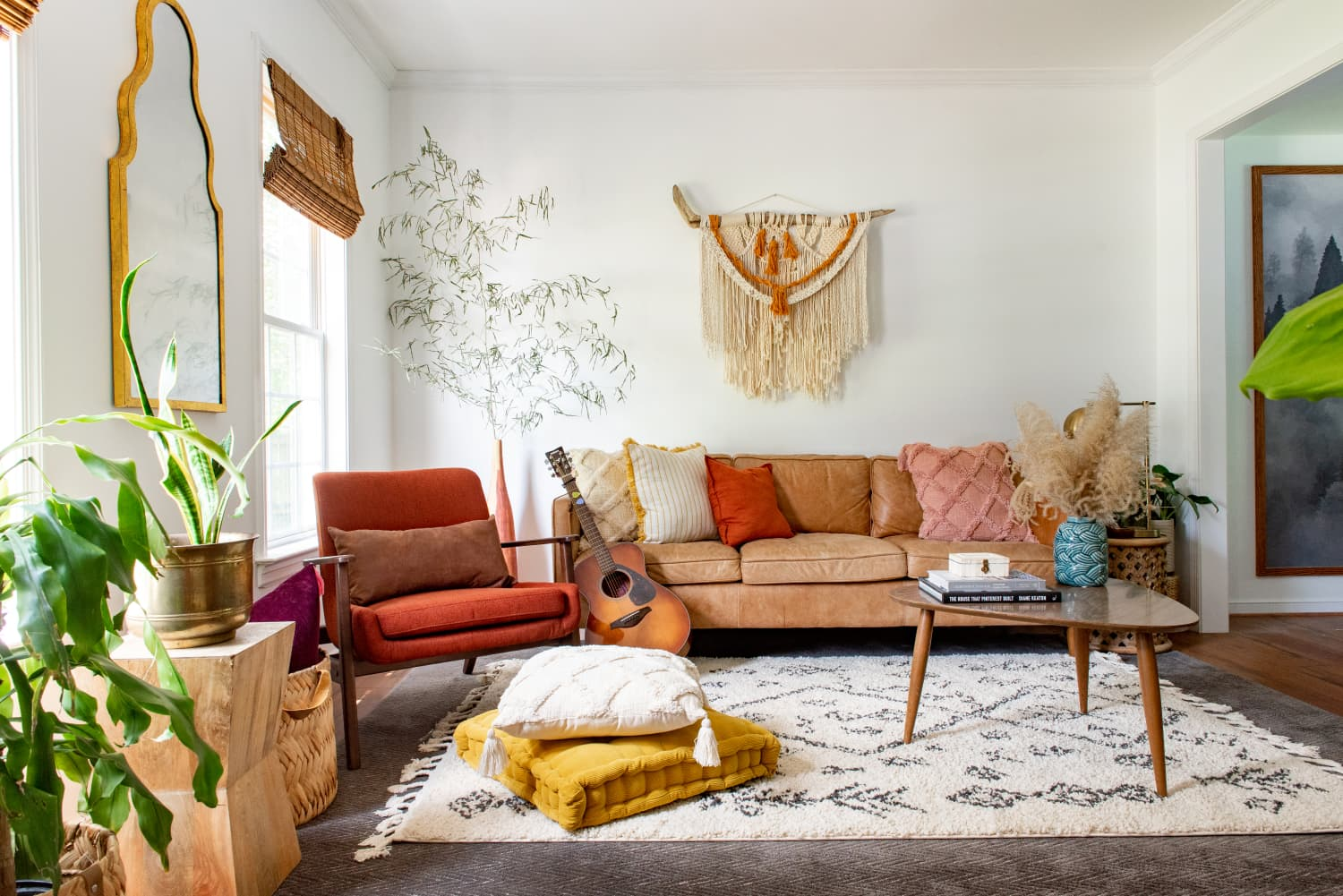 How 2 Style Experts Gave Their Spaces a Boho Refresh from a Surprising Source