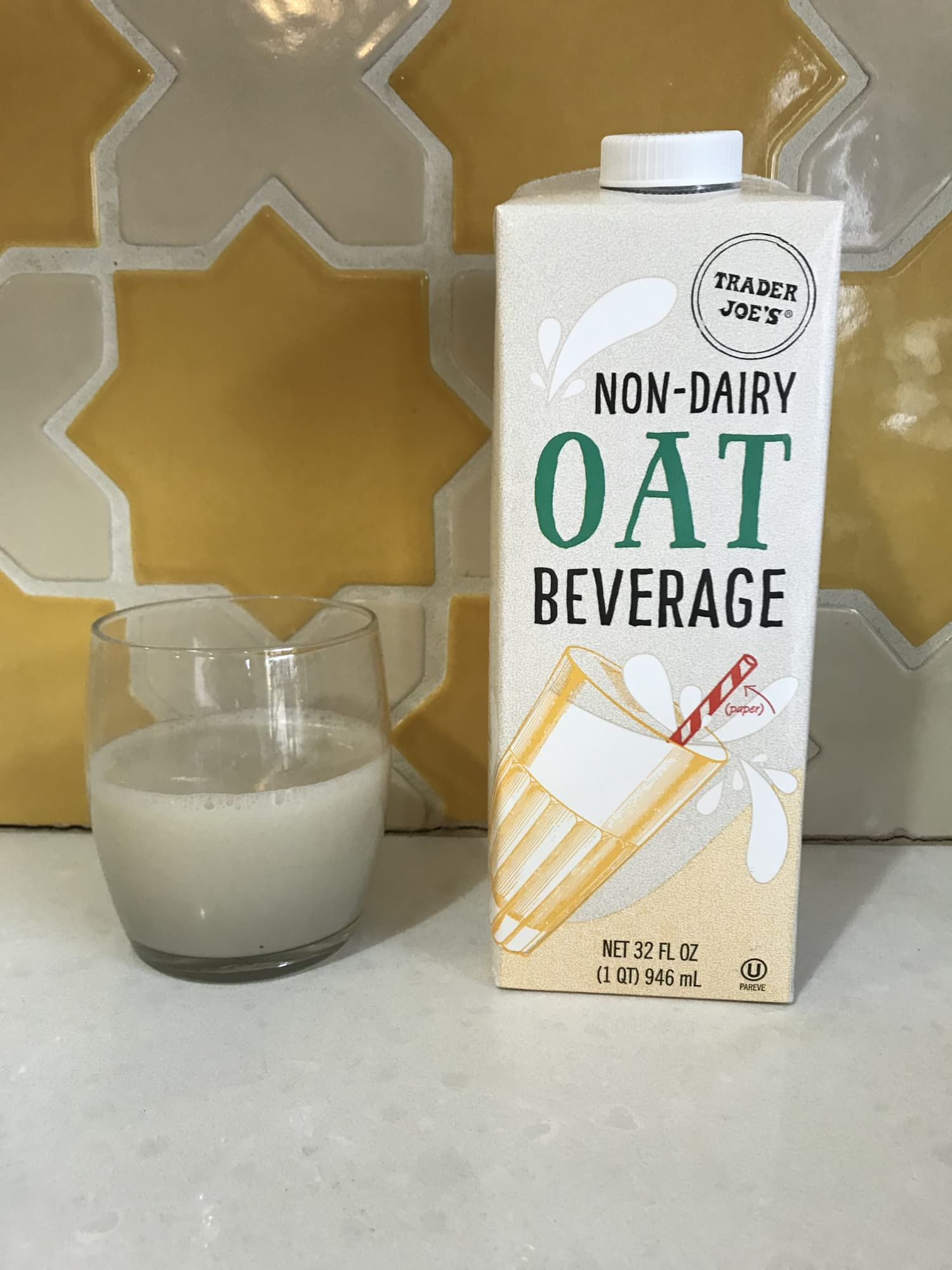 Trader Joes Oat Milk Oatly Califia Farms Comparison Kitchn