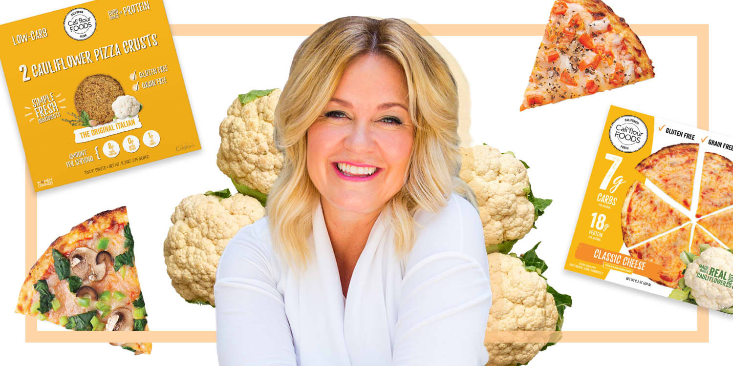 How Amy Lacey, Founder of Cali'flour Foods, Made Cauliflower Crust a Freezer Aisle Staple