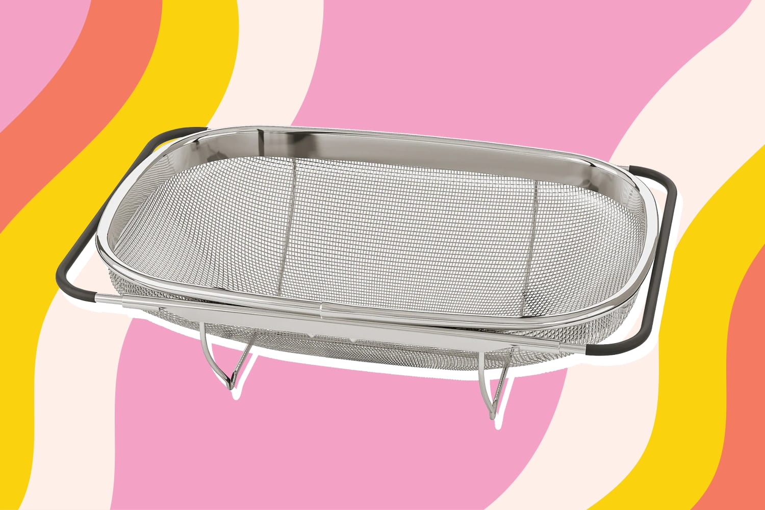 IKEA's $8 IDEALISK Is the Single Best Colander to Ever Hit the Market