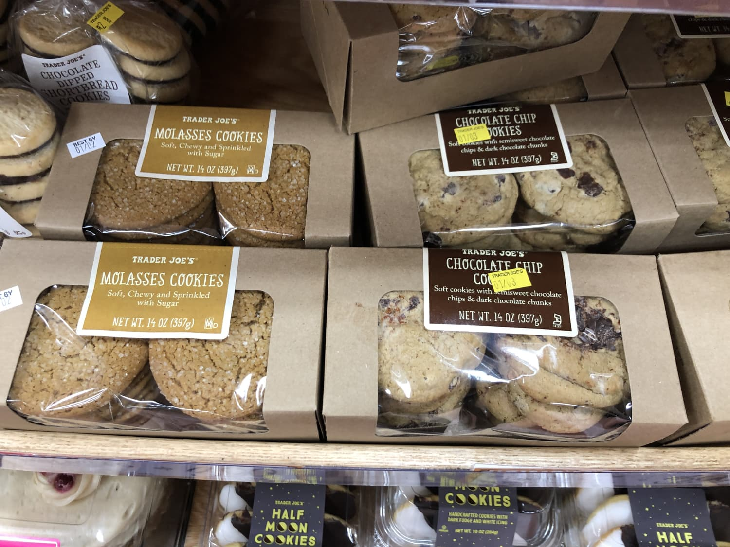 Trader Joes New Groceries January 2020 Kitchn