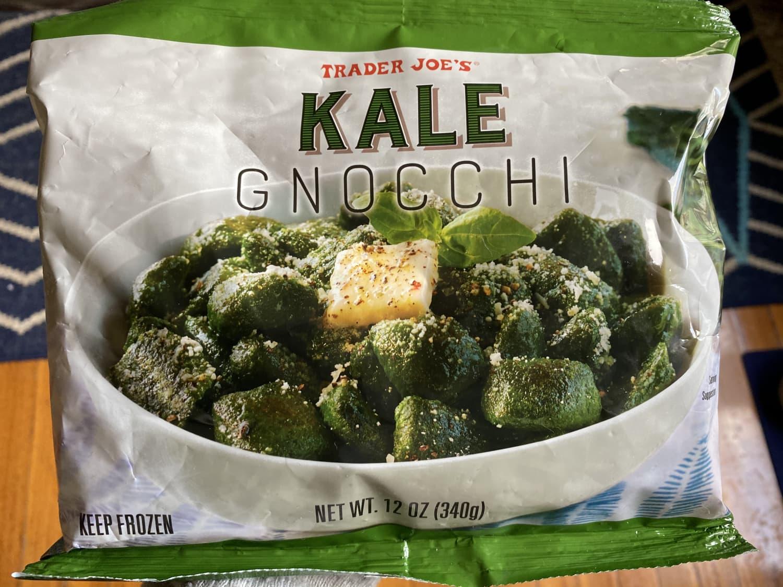 Trader Joe S New Kale Gnocchi Review Kitchn
