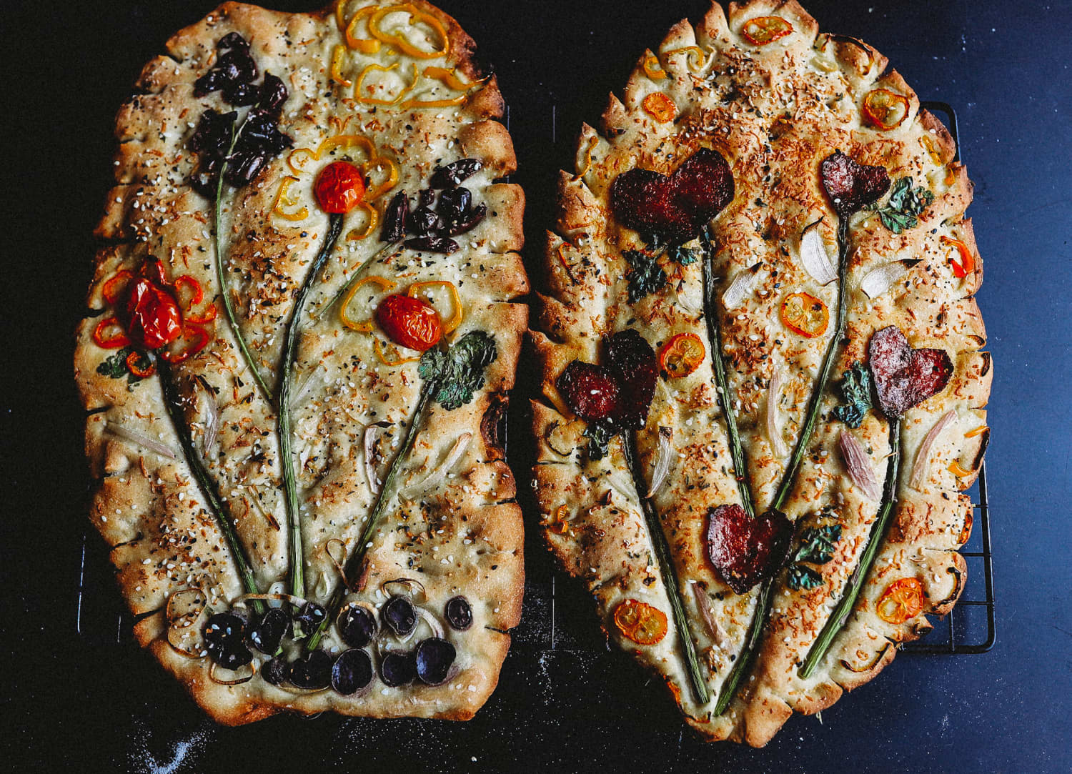 If You Thought Sourdough Was Trendy Wait Until You See Gardenscape Foccacia Kitchn