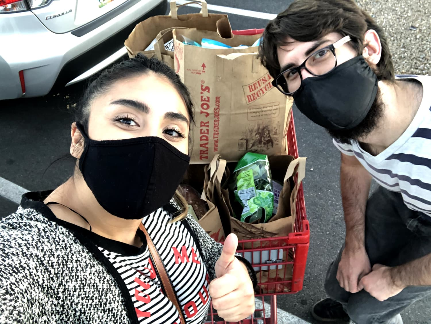 How a Couple in Las Vegas Shop and Meal Plan for 2 Weeks' Worth of Groceries