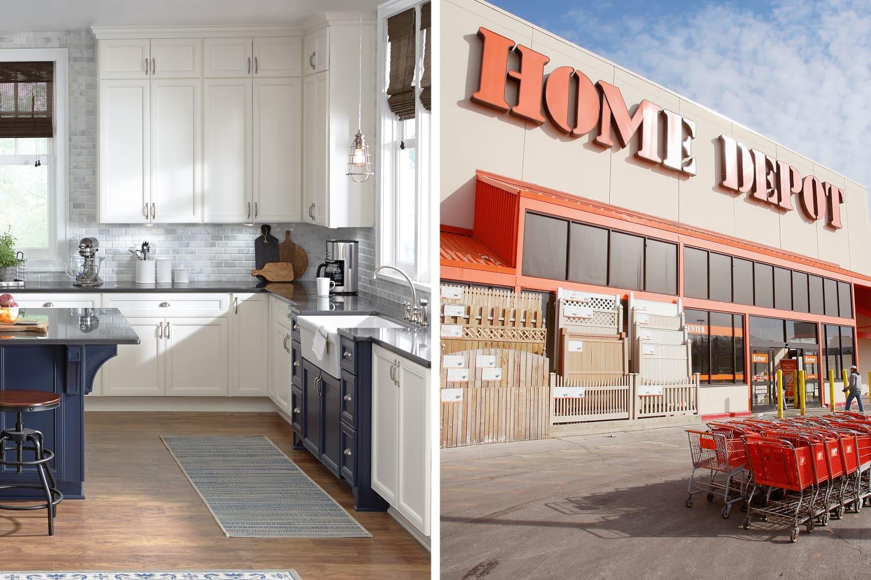 Home Depot Kitchen Cabinets - Explainer | Kitchn