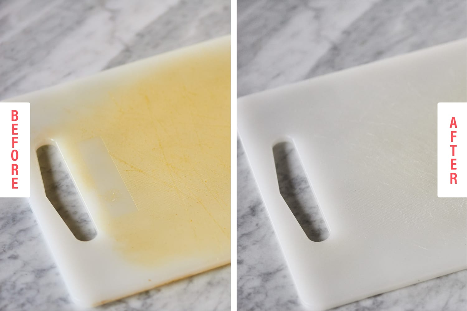 Clean And Disinfect Plastic Cutting Boards Without Bleach Kitchn