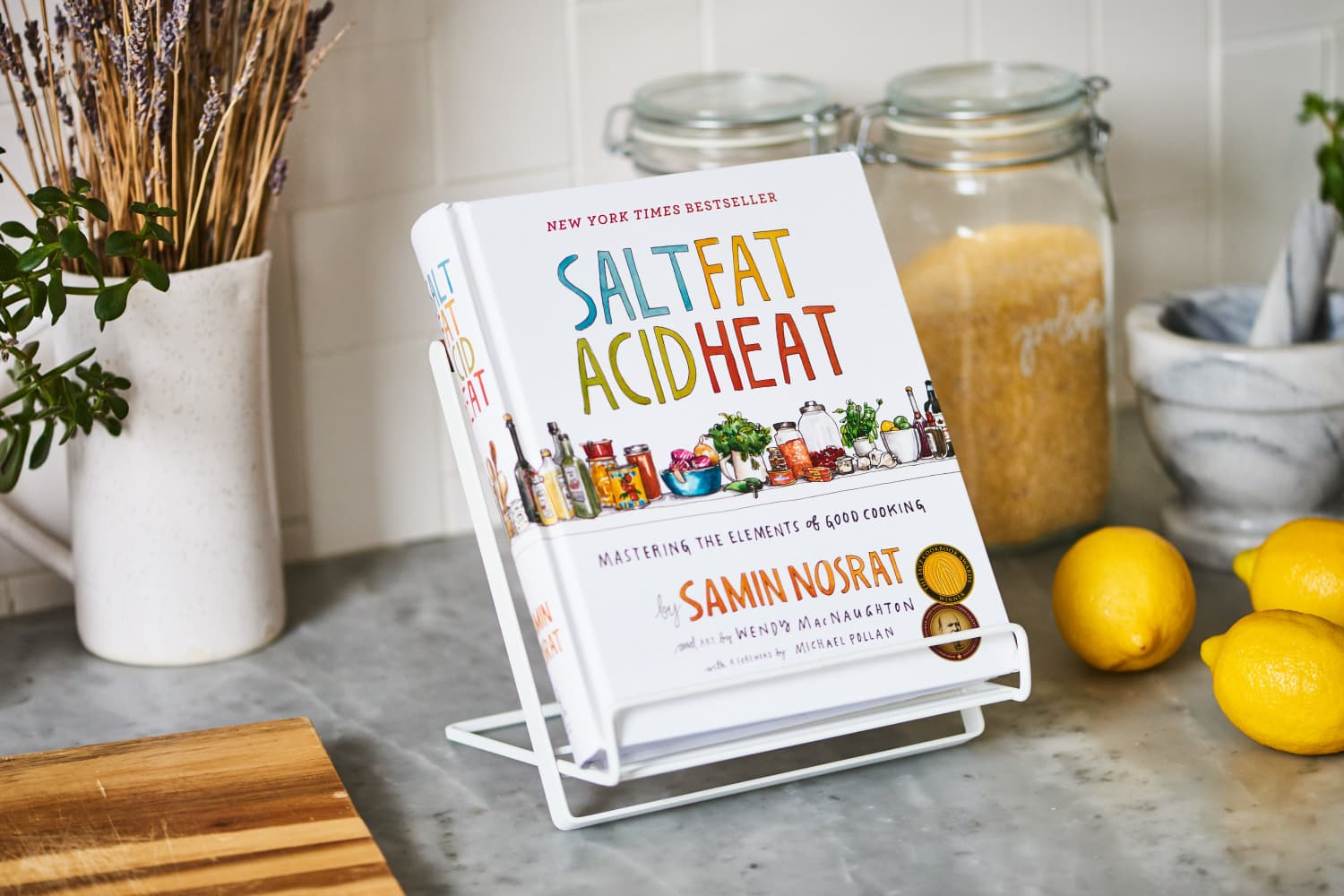 """8 Cooks on Why """"Salt Fat Acid Heat"""" Is Such a Special, Unlikely Hit"""