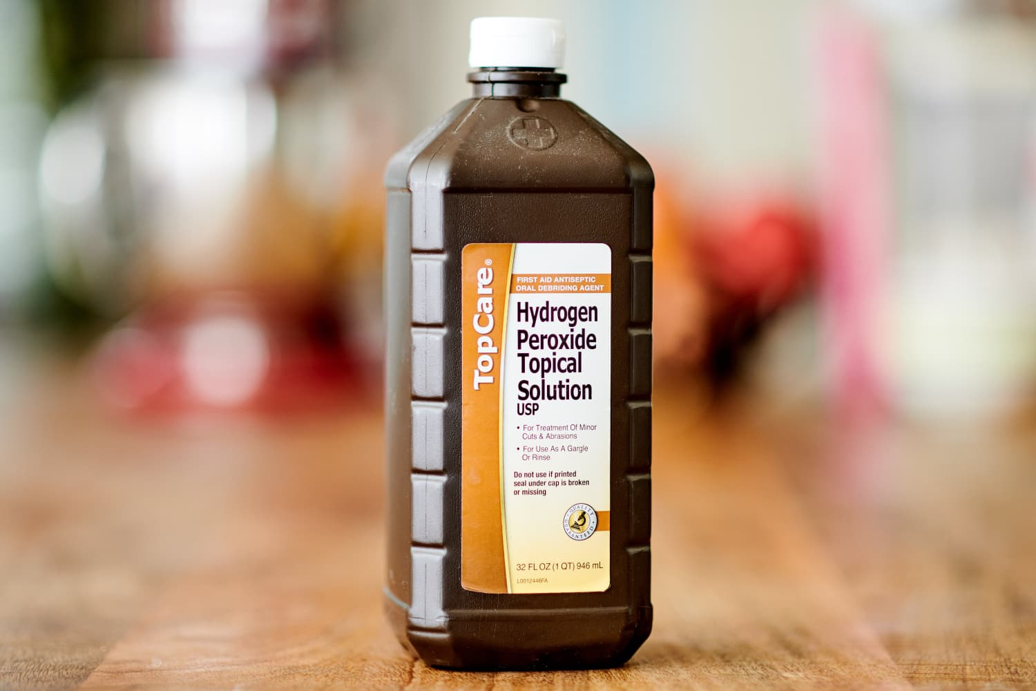 Why You Should Take Hydrogen Peroxide Out of Your First Aid Kit