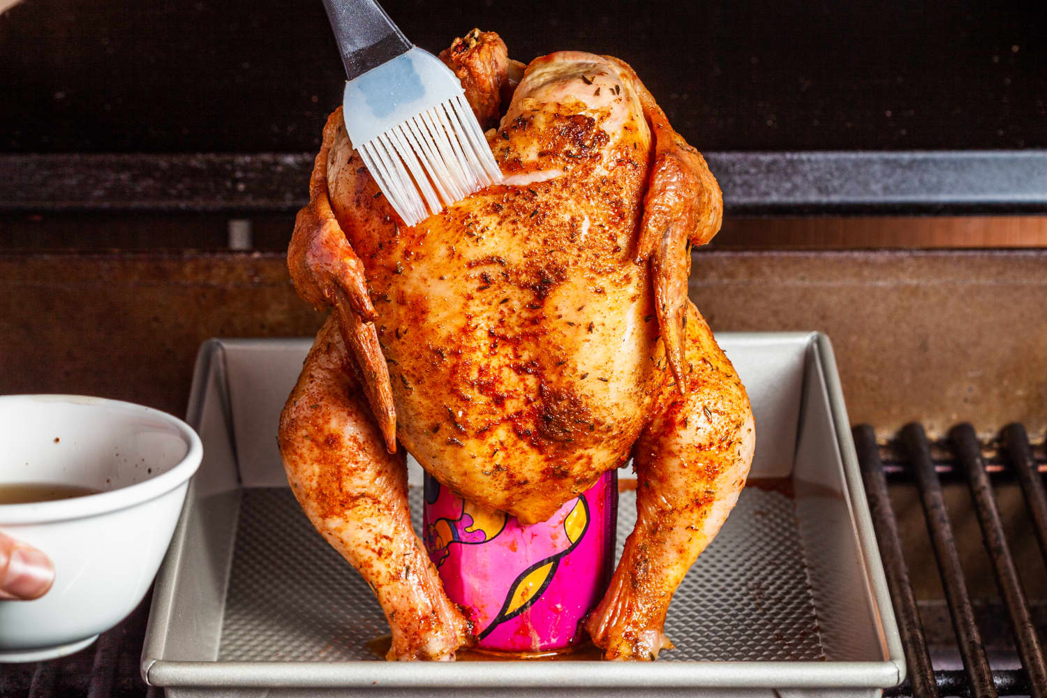 How To Make The Best Beer Can Chicken Kitchn