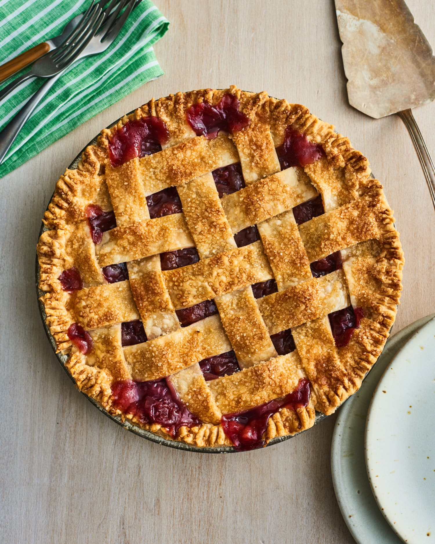 How To Make Cherry Pie Kitchn