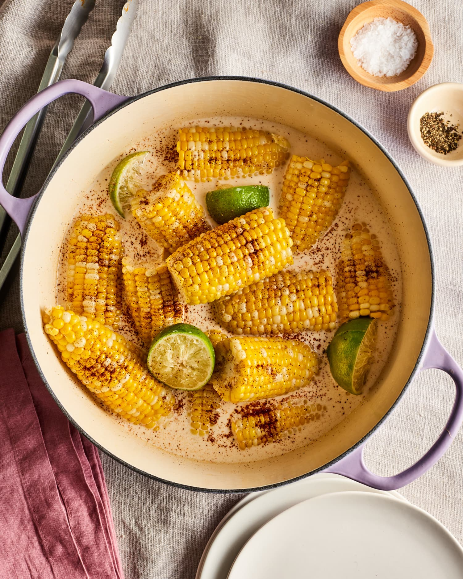 Elote-Inspired Butter Bath Corn Is a Summertime Must