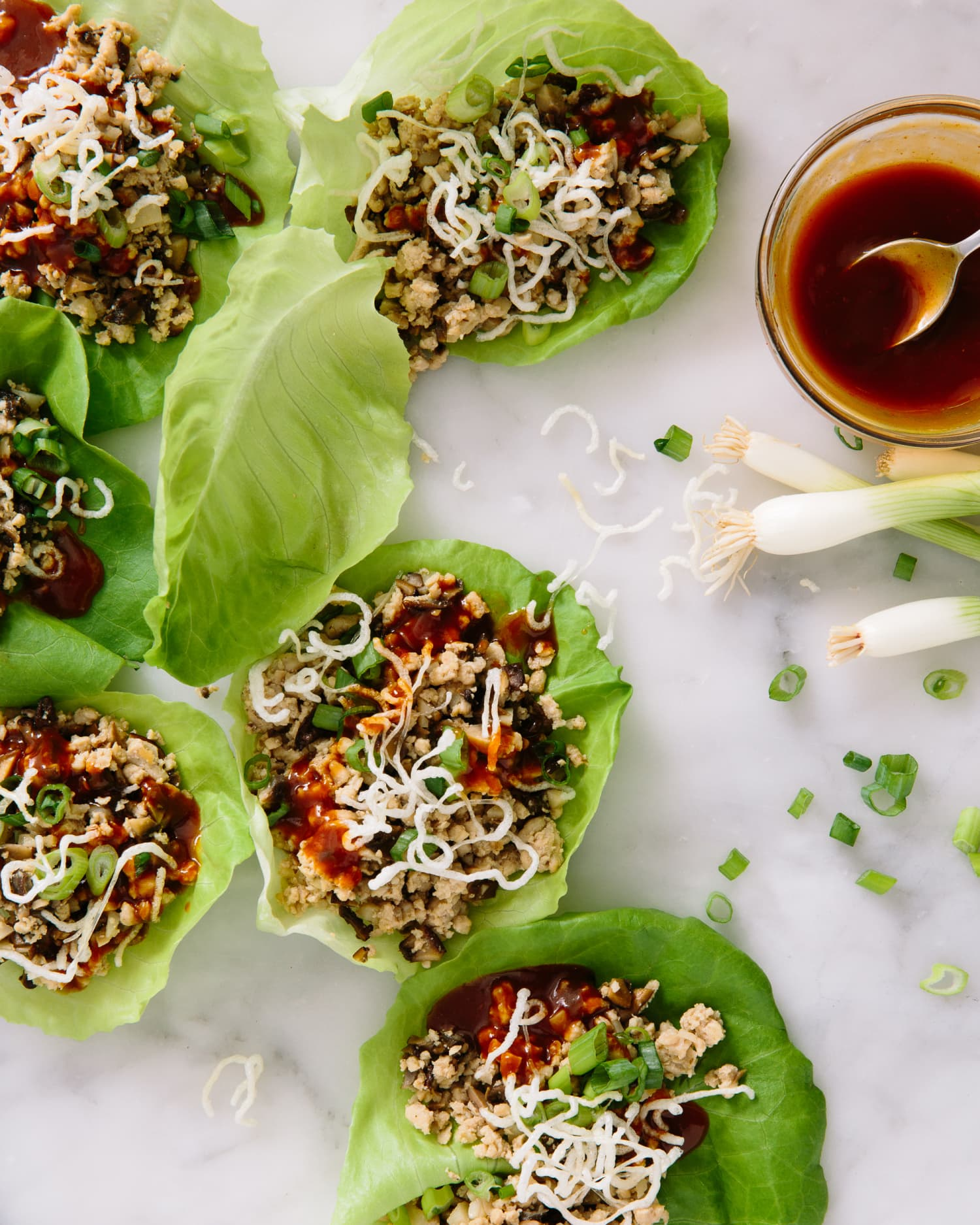 P F Chang S Lettuce Wraps Kitchn