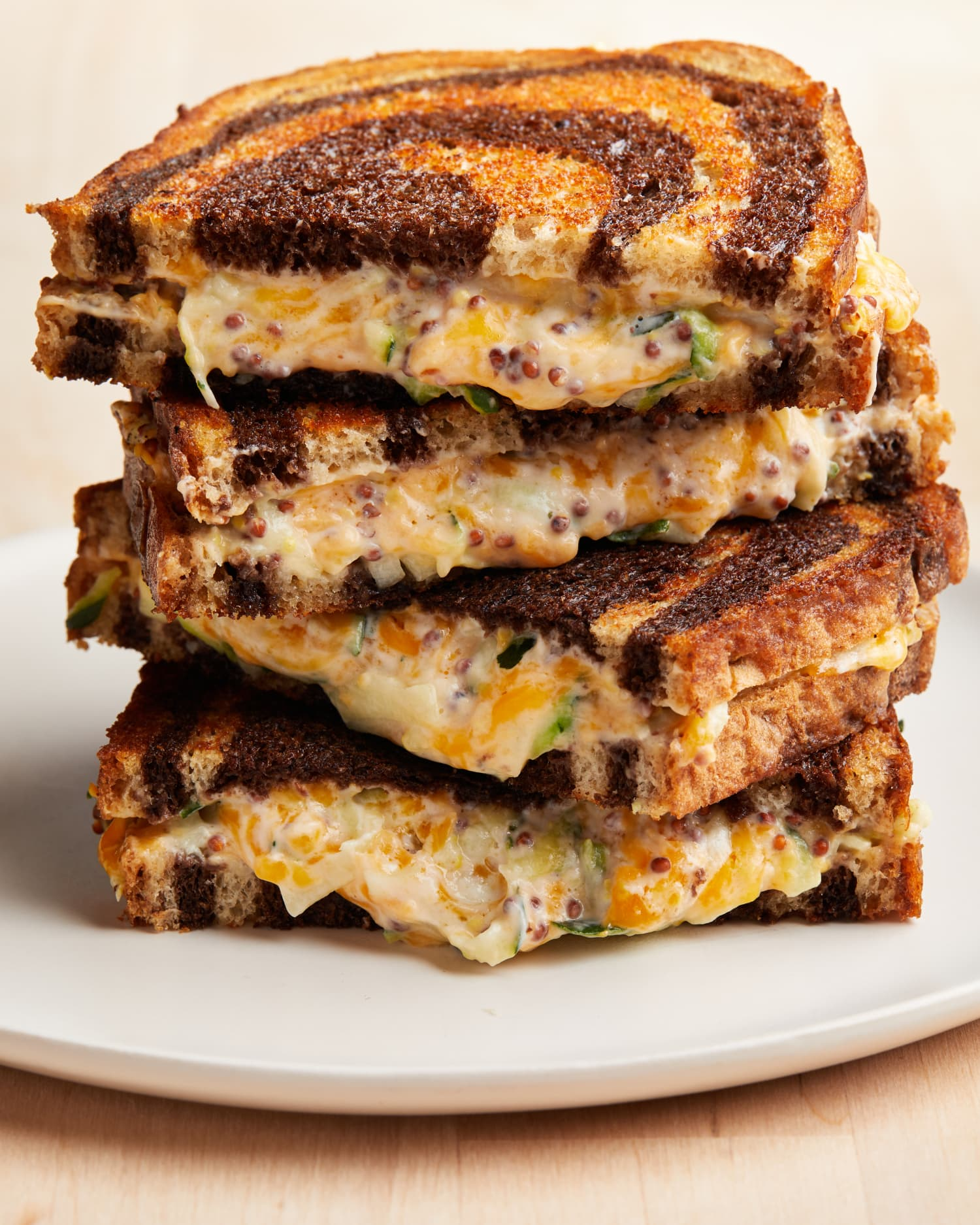 Zucchini Melts Are the Summery Grilled Cheese You Need to Try